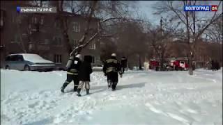 В Краснооктябрьском районе в результате пожара погибли три человека