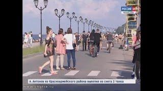 За проектирование набережной Чебоксар возьмутся московские архитекторы при непосредственном участии