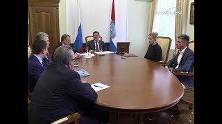 Дмитрий Азаров подписал соглашение о сотрудничестве с фондом по поддержке социальных проектов