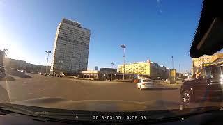 Площадь Победы ДТП 05.03.18
