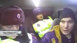 Видео погони в Знаменском