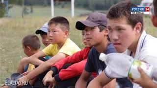 В Кайсыне Усть-Канского района прошел молодежный праздник «Летний вечер»