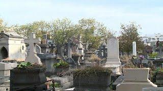 Кладбище смиренное, но очень дорогое
