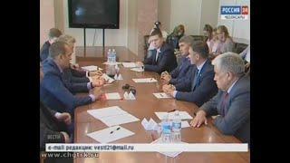 Глава республики Михаил Игнатьев провел встречу с парламентариями