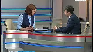 Интервью: председатель Крайизбиркома Алексей Подушкин