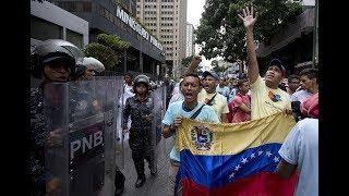 Неудавшийся переворот: кто и зачем покушался на президента Венесуэлы