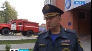 Пять человек погибли на пожаре в Бохане