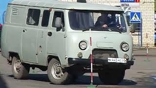 В Кирове прошел конкурс водительского мастерства(ГТРК Вятка)