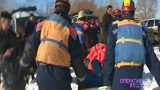 Сотрудники ЦГЗ отработали спасение утопающих на Волге