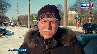 """Сегодня вечером на """"России 24"""" - свежий выпуск программы """"Помор Драйв"""""""