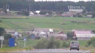 Авария около Латышовки