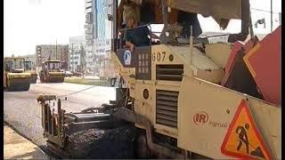 Челябинцы рекомендуют дорожникам ремонтировать проспект Победы в ночное время