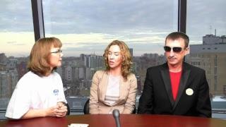 В эфире: Степан Панов и Ирина Никулина