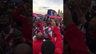 Сборная России забила 5 голов на матче открытия ЧМ 2018
