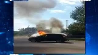В Ужуре при взрыве газа пострадали три человека