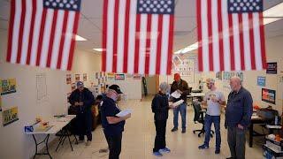 В США проходят промежуточные выборы