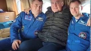 Следующий полет Алексея Овчинина и Ника Хейга может состояться весной следующего года