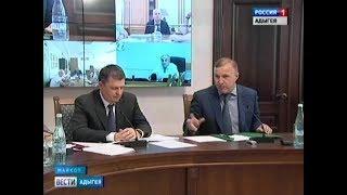Мурат Кумпилов провёл планерное совещание кабинета министров