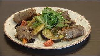 Ужин а-ля VIP: рецепт салата из мраморной говядины
