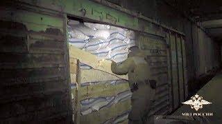 Пресечен канал контрабанды табачных изделий на территорию Российской Федерации