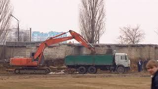 Стадион «Авангард» отремонтируют до ноября