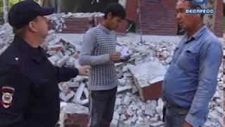 Гражданин Узбекистана скрывался от миграционной службы в Пензе
