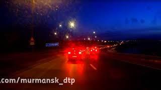 Массовое ДТП на Ленинградке