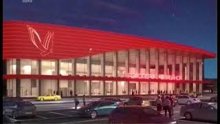 Строительство нового аэропорта в Челябинске начнется в июне