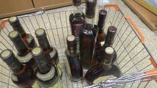 Серийных воров алкоголя поймали в Сургутском районе