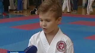 Открытое первенство Ростовской области по косики карате: соревнования международного масштаба