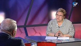 Диалог. Гость программы - Наталья Григорьева