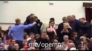 НОДовцы пытаются сорвать встречу Грудинина с изирателями