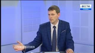 Интервью с заместителем председателя Избирательной комиссии Приморского края Романом Охотниковым