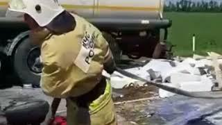 Массовое ДТП в Краснодарском крае