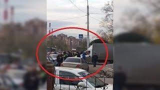 В Уфе водители-нелегалы устраивают драки с сотрудниками ГИБДД