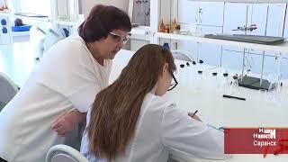 Учитель биологии из Саранска получила государственную награду