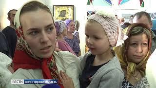 Патриарх Кирилл побывал в Великом Устюге