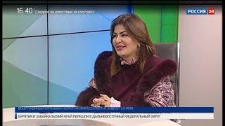 Оперной певице Веронике Джиоевой  присвоено звание Заслуженной артистки России