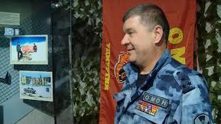 03 12 2018 Оружие, награды и личные вещи бойцов спецназа показали жителям Ижевска