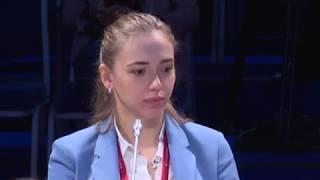Петербургский международный экономический форум. Итоговый информационный сюжет