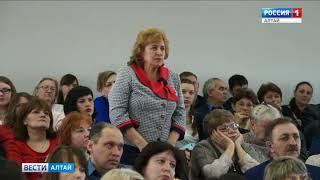 Рубцовские депутаты не одобрили годовой отчёт главы города Дмитрия Фельдмана