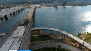 С Николаевского моста появится съезд в микрорайон Пашенный