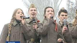 Губернатор почтил память павших воинов Великой Отечественной войны
