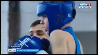 Астраханец представит регион на первенстве России по боксу