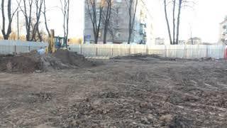 В Рыбинске началось строительство яслей