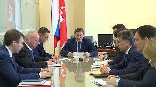 Губернатор Андрей Бочаров поручил проверить пожарную безопасность социальных и торговых объектов
