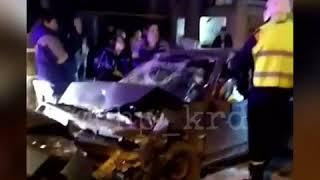 ДТП в Геленджике. Трое пострадавших