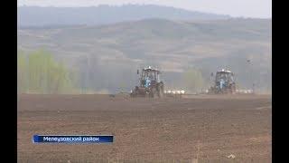 В посевной кампании в Башкирии будут участвовать 11,5 тысяч тракторов