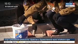 В Барнауле сделают памятную стелу из кирпичей от дома купца Поскотинова