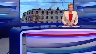 В Рыбинске на улице Чкалова вновь вспыхнул пожар